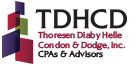 TDHCD – Minneapolis-based full service accounting, tax planning and consulting CPAs. Logo
